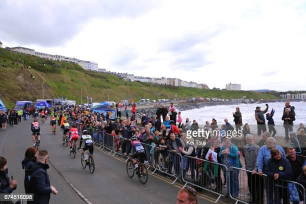 3rd Tour of Yorkshire 2017 / Stage 1 Arrival / Bridlington - Scarborough / Tour de Yorkshire /