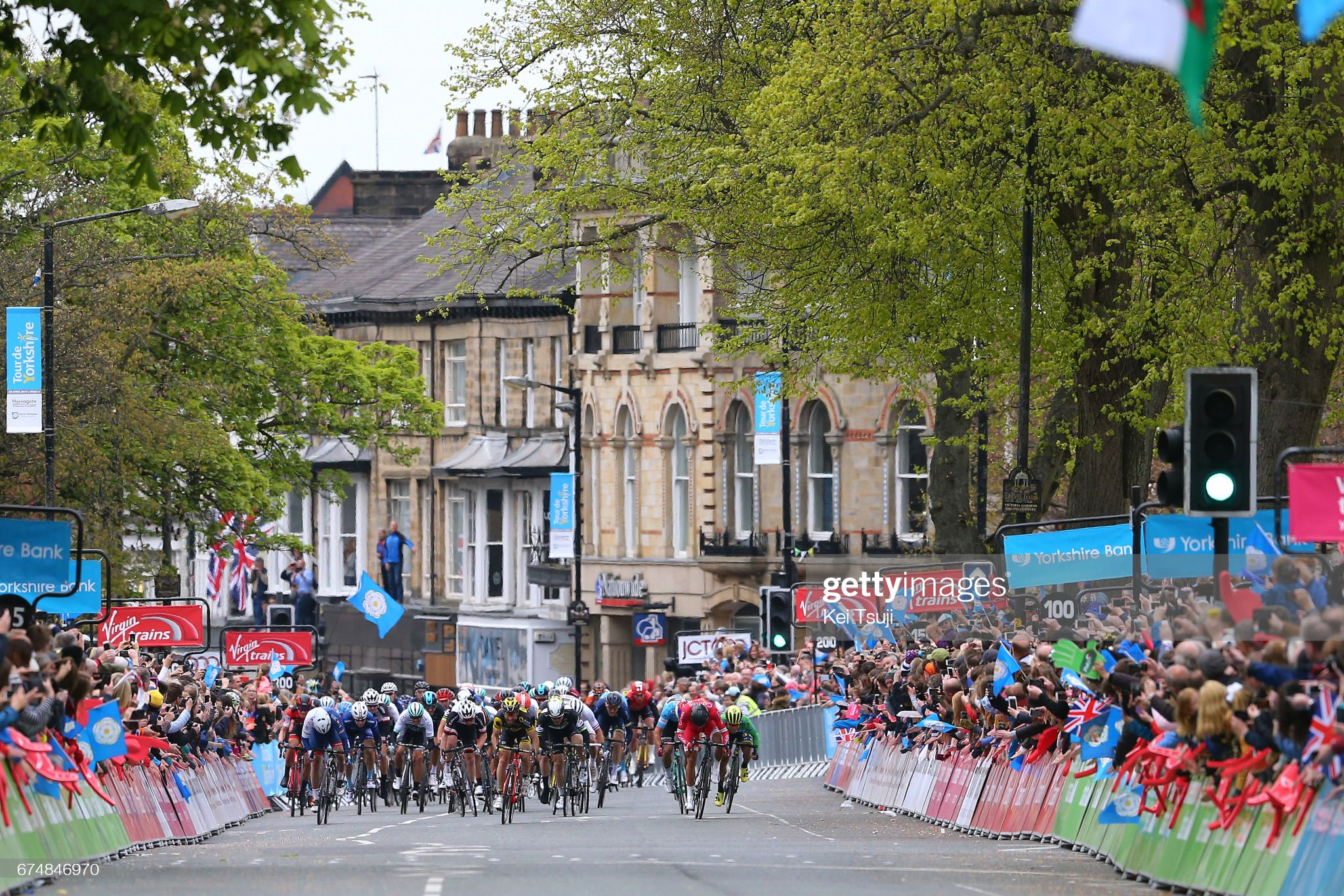 Cycling: 3rd Tour of Yorkshire 2017 / Stage 2 : News Photo