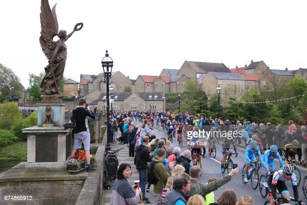 3rd Tour of Yorkshire 2017 / Stage 2 Mathew HAYMAN / Brent BOOKWALTER / Wetherby / Bridge / Tadcaster Harrogate / Tour de Yorkshire /