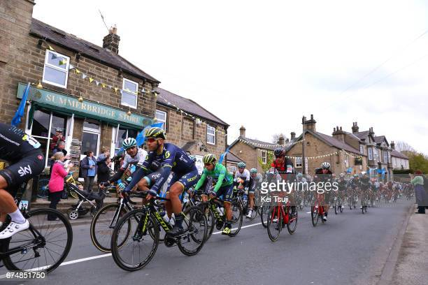 3rd Tour of Yorkshire 2017 / Stage 2 Roger KLUGE / Caleb EWAN / Green Point Jersey / Manuel QUINZIATO / Tadcaster Harrogate / Tour de Yorkshire /