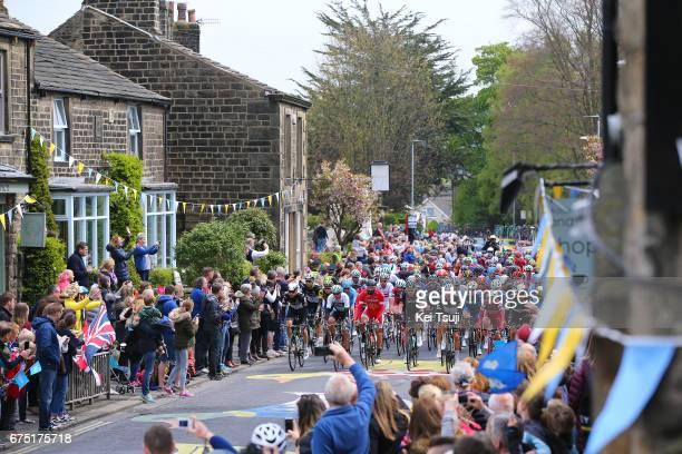 3rd Tour of Yorkshire 2017 / Stage 3 Peloton / Bradford - Fox Valley - Sheffield / Tour de Yorkshire /