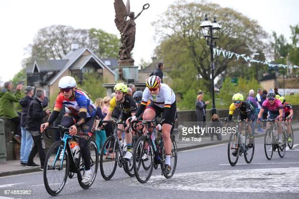 3rd Tour of Yorkshire 2017 / Women's Race Mieke KROEGER / Tadcaster Harrogate / Women / Tour de Yorkshire /