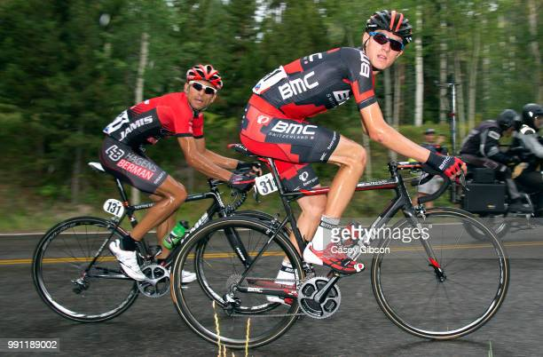 3Th Usa Pro Challenge 2013/ Stage 4Greg Van Avermaet / Janier Alexis Acevedo /Steamboat SpringsBeaver Creek /Tour Of Colorado 2013/ Rit Stage Ronde/...