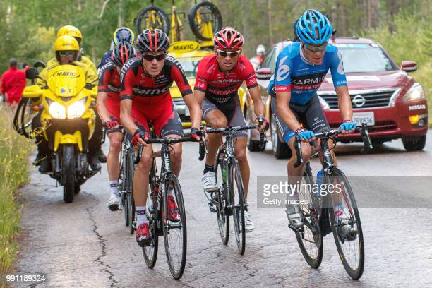 3Th Usa Pro Challenge 2013/ Stage 4Thomas Danielson / Tejay Van Garderen / Janier Alexis Acevedo /Steamboat SpringsBeaver Creek /Tour Of Colorado...