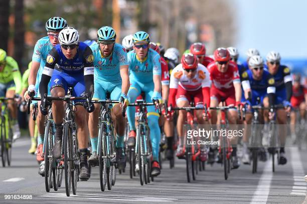 40Th 3 Days De Panne 2016 Stage 1/Martinelli Davide De Vreese Laurens De Panne Zottegem / Daagse Jours Rit Etape