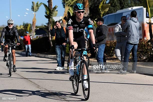 41th Volta Algarve 2015 / Stage 2 Lars Petter NORDHAUG Lagoa-Monchique /Etape Rit/ Algarve/ Tim De Waele