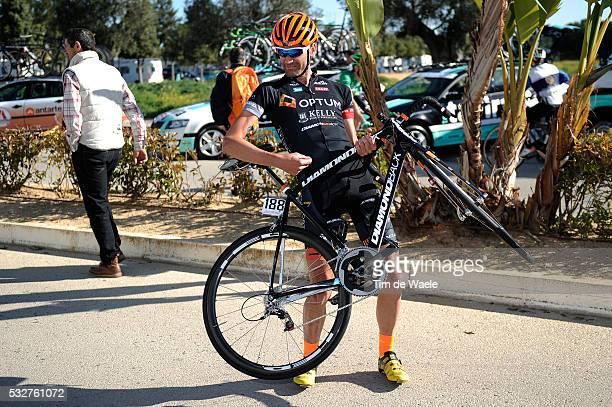 41th Volta Algarve 2015 / Stage 2 Phil GAIMON Lagoa-Monchique /Etape Rit/ Algarve/ Tim De Waele
