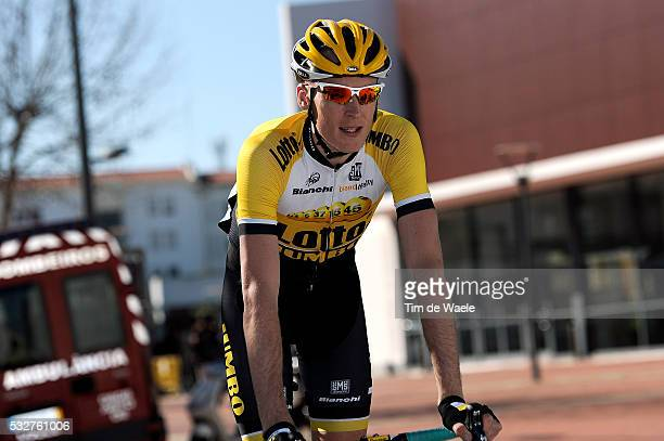41th Volta Algarve 2015 / Stage 2 Robert GESINK Lagoa-Monchique /Etape Rit/ Algarve/ Tim De Waele