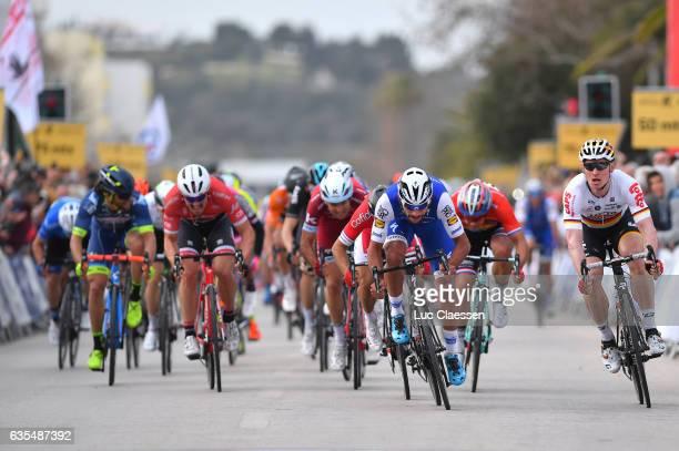 43rd Volta Algarve 2017 / Stage 1 Arrival / Fernando GAVIRIA RENDON / Andre GREIPEL / Albufeira Lagos / Algarve /