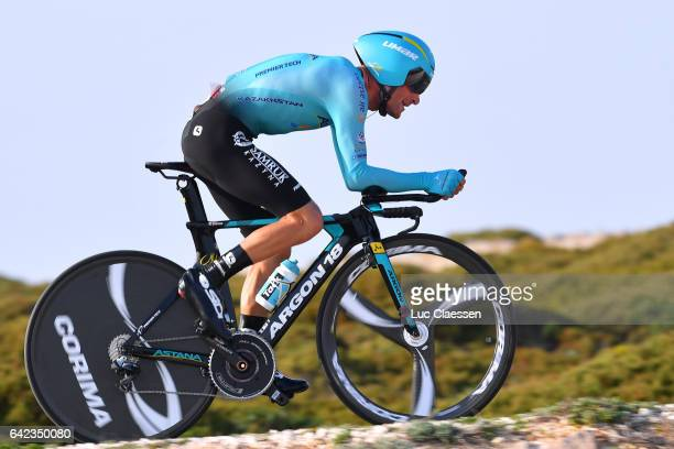 43rd Volta Algarve 2017 / Stage 3 Michele SCARPONI / Sagres Sagres / Individual Time Trial/ ITT / Algarve /