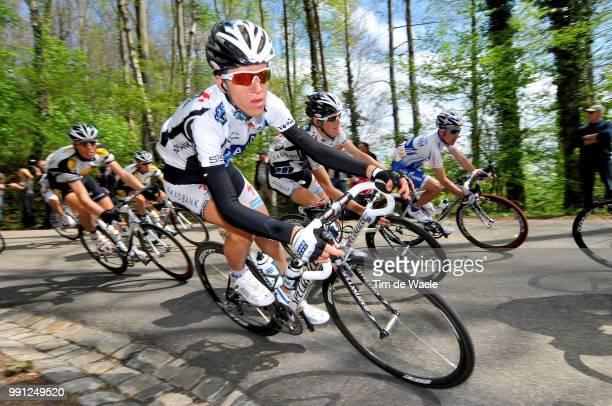 44E Amstel Gold Race 2009Chris Anker Sorensen Tim De Waele
