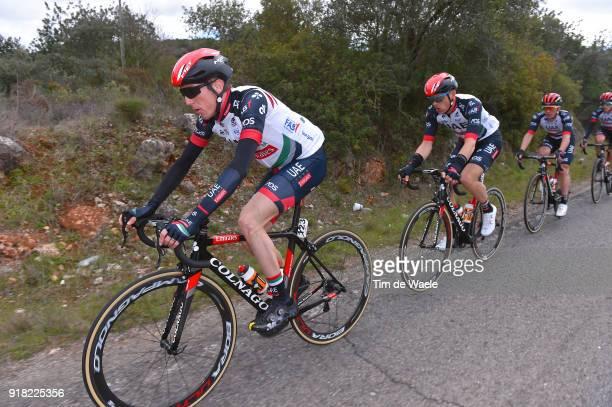44th Volta Algarve 2018 / Stage 1 Daniel Martin of Ireland / Team UAETeam Emirates / Albufeira Lagos / Algarve /