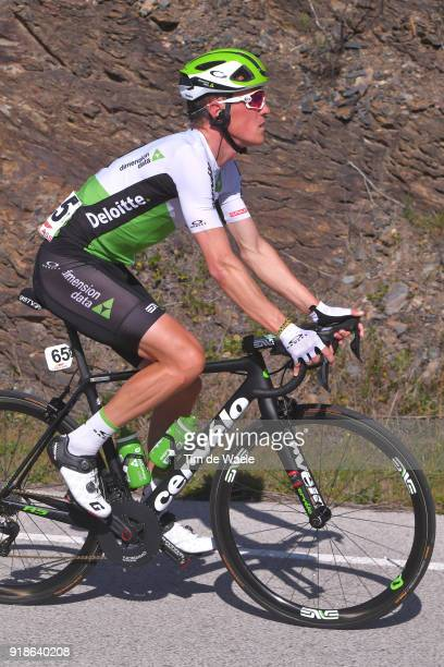 44th Volta Algarve 2018 / Stage 2 Serge Pauwels of Belgium / Sagres - Foia 900m / Algarve /