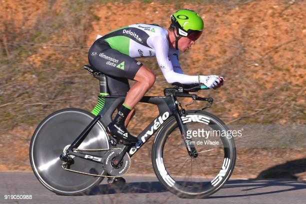 44th Volta Algarve 2018 / Stage 3 Serge Pauwels of Belgium / Lagoa Lagoa / Individual Time Trial / ITT /