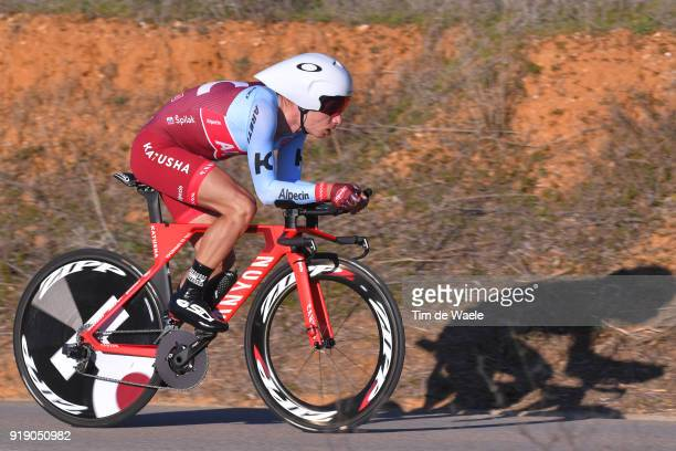 44th Volta Algarve 2018 / Stage 3 Simon Spilak of Slovenia / Lagoa Lagoa / Individual Time Trial / ITT /