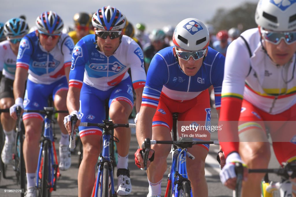 44th Volta Algarve 2018 / Stage 4 Arnaud Demare of France / Team FDJ (FRA)/ Almodovar - Tavira (199,2km)/ Algarve /