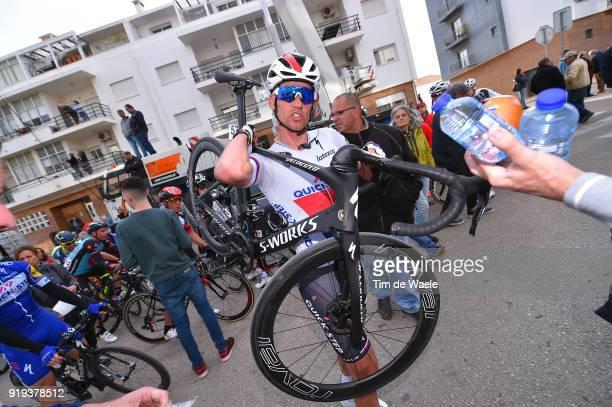 44th Volta Algarve 2018 / Stage 4 Arrival / Zdenek Stybar of Czech Republic / Almodovar Tavira / Algarve /