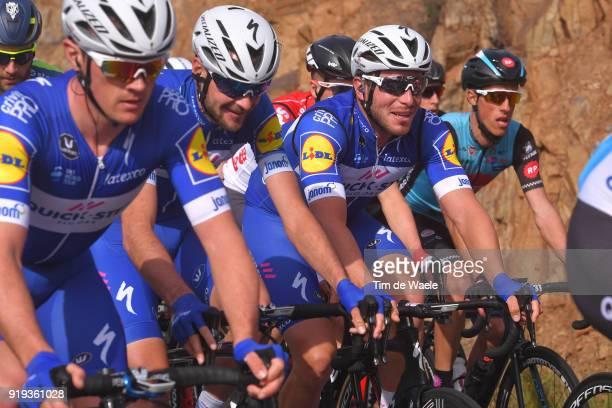44th Volta Algarve 2018 / Stage 4 Florian Senechal of France / Pieter Serry of Belgium / Almodovar Tavira / Algarve /
