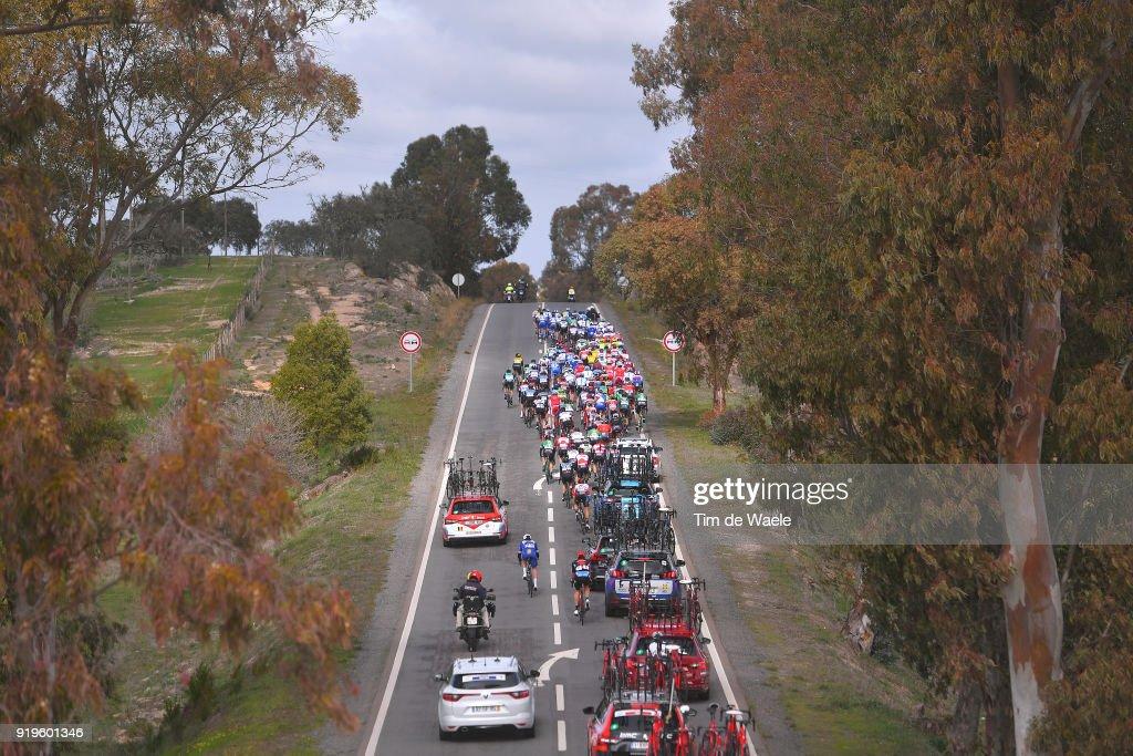 44th Volta Algarve 2018 / Stage 4 Landscape / Peloton / Almodovar - Tavira (199,2km)/ Algarve /