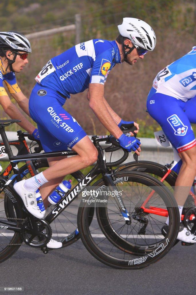 44th Volta Algarve 2018 / Stage 4 Pieter Serry of Belgium / Almodovar - Tavira (199,2km)/ Algarve /