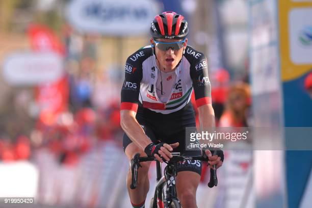 44th Volta Algarve 2018 / Stage 5 Arrival / Ben Swift of Great Britain / Faro Alto Do MalhaoLoule 518m / Algarve /