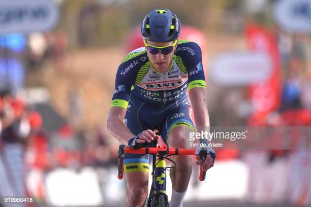 44th Volta Algarve 2018 / Stage 5 Arrival / Frederik Backaert of Belgium / Faro Alto Do MalhaoLoule 518m / Algarve /