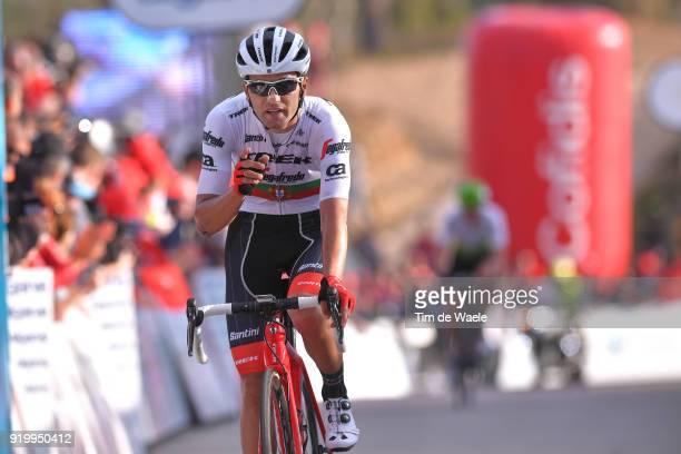 44th Volta Algarve 2018 / Stage 5 Arrival / Ruben Guerreiro of Portugal / Faro Alto Do MalhaoLoule 518m / Algarve /