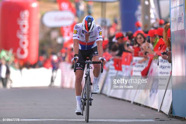 44th Volta Algarve 2018 / Stage 5 Arrival / Zdenek Stybar of Czech Republic / Disappointment / Faro Alto Do MalhaoLoule 518m / Algarve /