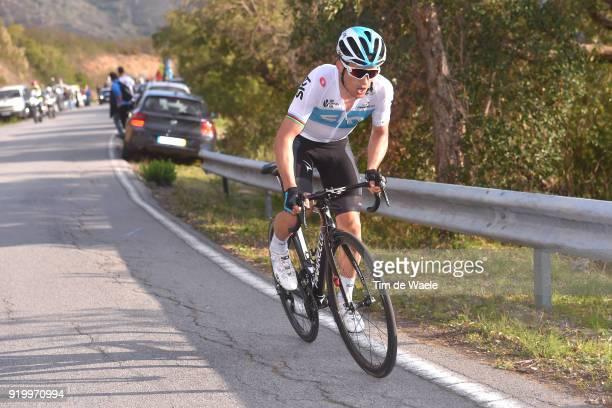 44th Volta Algarve 2018 / Stage 5 Michal Kwiatkowski of Poland / Faro Alto Do MalhaoLoule 518m / Algarve /