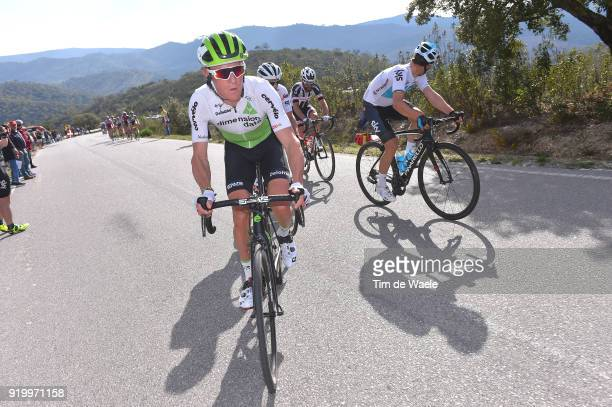 44th Volta Algarve 2018 / Stage 5 Serge Pauwels of Belgium / Michal Kwiatkowski of Poland / Ruben Guerreiro of Portugal / Faro - Alto Do Malhao-Loule...