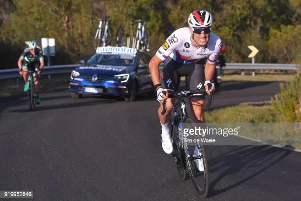 44th Volta Algarve 2018 / Stage 5 Zdenek Stybar of Czech Republic / Faro Alto Do MalhaoLoule 518m / Algarve /