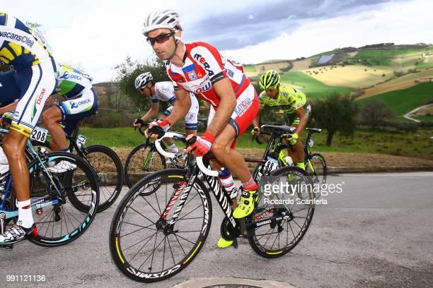 48Thtirreno Adriatico Stage 6Angel Vicioso Arcos /Porto Sant Elpidio - Porto Sant Elpidio Tirreno Adriatico Tim De Waele