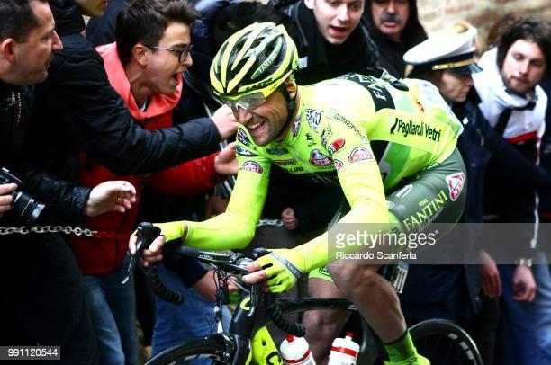 48Thtirreno Adriatico Stage 6Stefano Garzelli Porto Sant Elpidio - Porto Sant Elpidio Tirreno Adriatico Tim De Waele