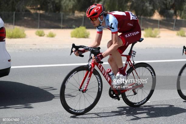 4th Abu Dhabi Tour 2018 / Stage 1 Ilnur Zakarin of Rusia / Madinat Zayed - Madinat Zayed-Adnoc School / Al Fahim Stage / Ride to Abu Dhabi /