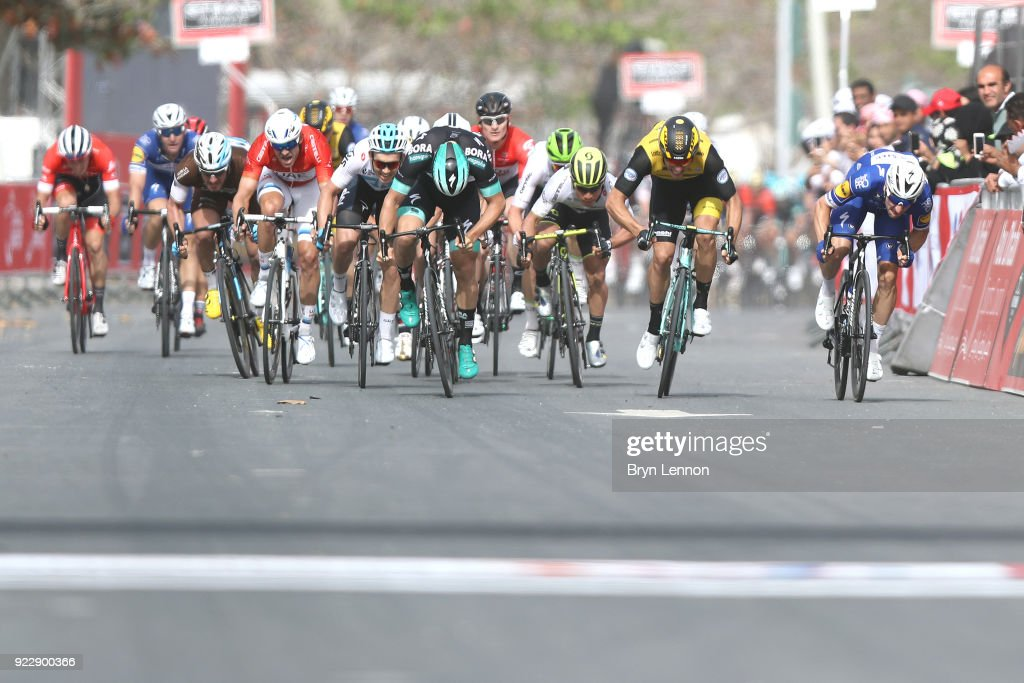 4th Abu Dhabi Tour 2018 Stage 2