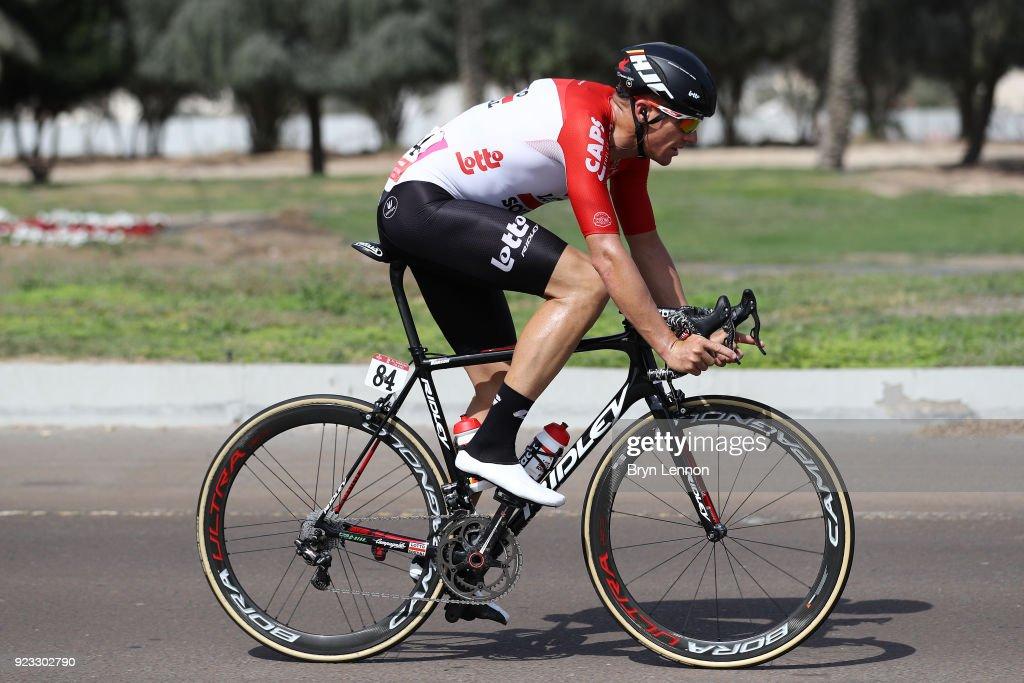 Cycling: 4th Abu Dhabi Tour 2018 / Stage 3 : ニュース写真