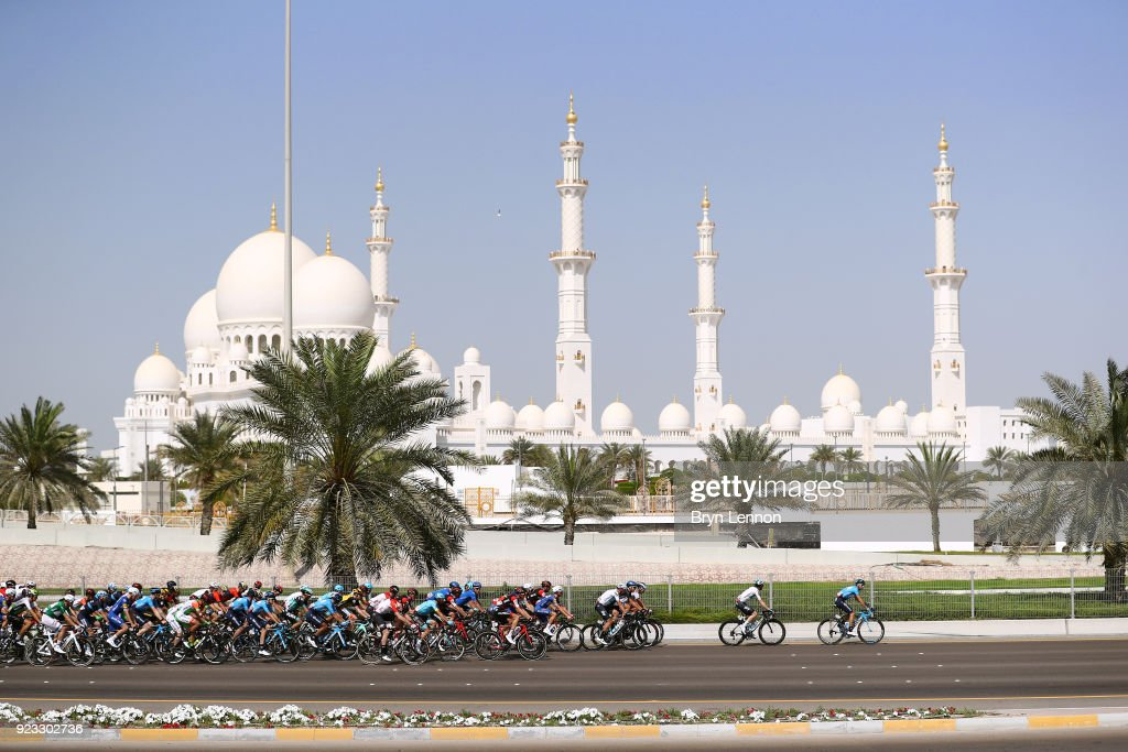 4th Abu Dhabi Tour 2018 Stage 3