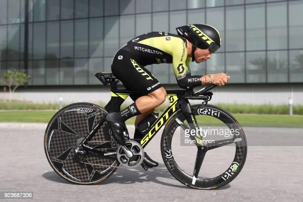 4th Abu Dhabi Tour 2018 / Stage 4 Caleb Ewan of Australia / Al Maryah Island Al Maryah Island / Individual Time Trial / ITT / Al Maryah Island Stage...