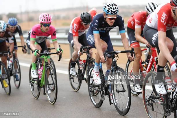 4th Abu Dhabi Tour 2018 / Stage 5 Joonas Henttala of Finland / Al Ain Jebel Hafeet 1025m / Abu Dhabi Airports Stage / Ride to Abu Dhabi /