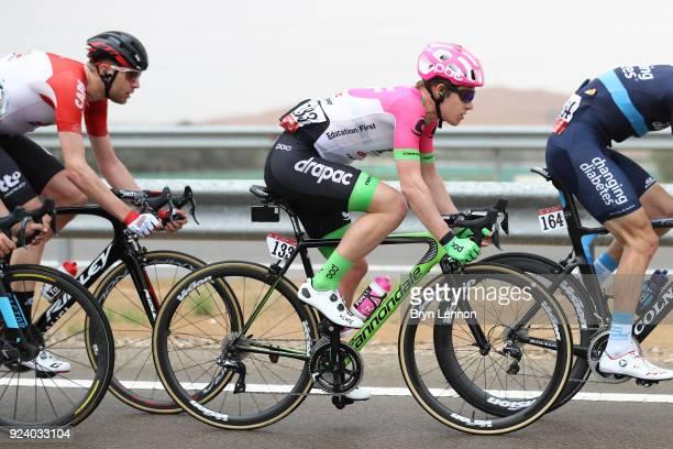 4th Abu Dhabi Tour 2018 / Stage 5 Lawson G CRADDOCK of The United States / Joonas Henttala of Finland / Al Ain Jebel Hafeet 1025m / Abu Dhabi...