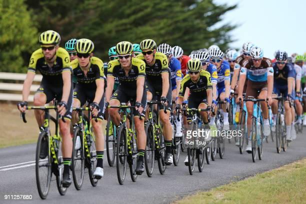 4th Cadel Evans Great Ocean Road Race 2018 / Men Damien HOWSON / Cameron MEYER / Daryl IMPEY / Mathew HAYMAN / Jhoan Esteban CHAVES / Geelong...