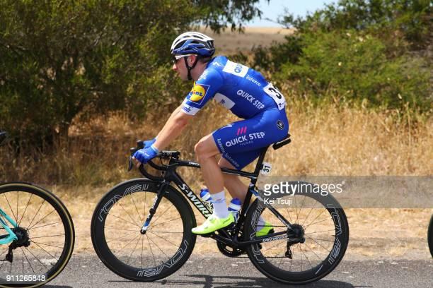 4th Cadel Evans Great Ocean Road Race 2018 / Men Elia VIVIANI / Geelong Waterfront Geelong Waterfront / Great Ocean Road Race /