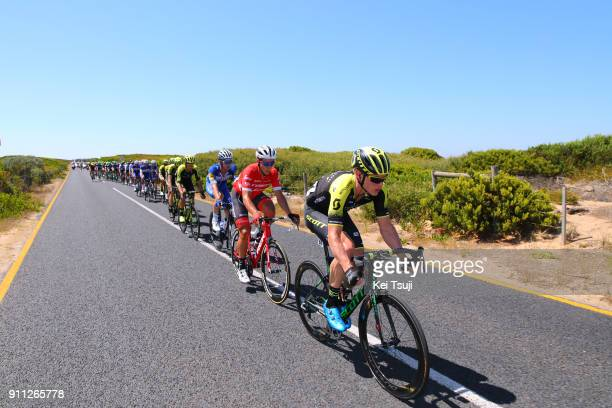 4th Cadel Evans Great Ocean Road Race 2018 / Men Michael HEPBURN / Peloton / Geelong Waterfront Geelong Waterfront / Great Ocean Road Race /