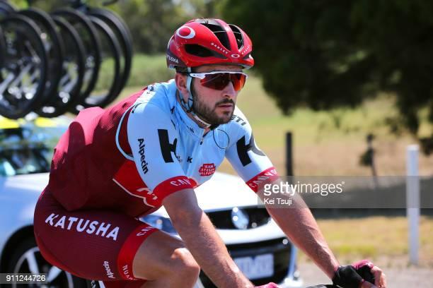 4th Cadel Evans Great Ocean Road Race 2018 / Men Nathan HAAS / Geelong Waterfront Geelong Waterfront / Great Ocean Road Race /