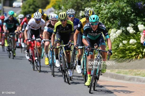4th Cadel Evans Great Ocean Road Race 2018 / Men Peter KENNAUGH / Jhoan Esteban CHAVES / George BENNETT / Dries DEVENYNS / Pierre LATOUR / Challambra...
