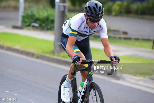4th Cadel Evans Great Ocean Road Race 2018 / Men Timothy ROE / Geelong Waterfront Geelong Waterfront / Great Ocean Road Race /