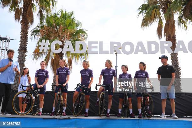 4th Cadel Evans Great Ocean Road Race 2018 / Women Start / Team Specialized Women's Racing / Kendelle HODGES / Ella BLOOR / Taryn HEATHER / Kate...