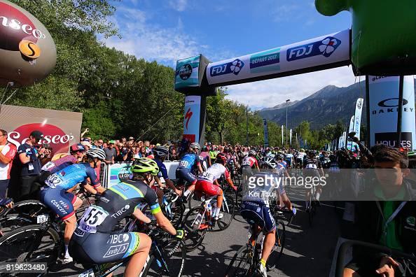 4th La Course 2017 - by Le Tour de France / Stage 1 Start / Peloton