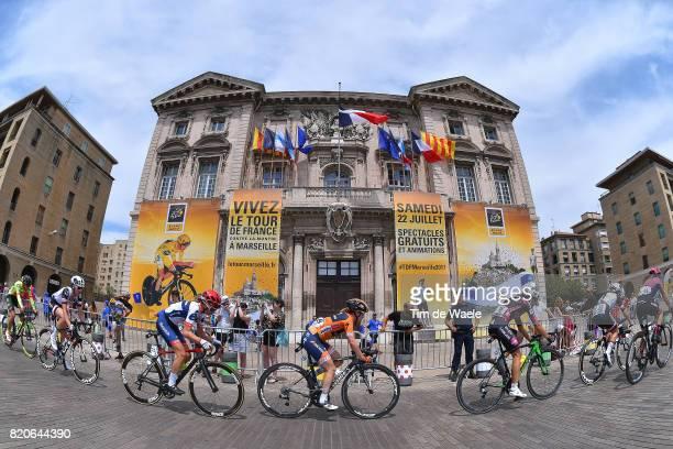 4th La Course 2017 by Le Tour de France / Stage 2 Cecilie Uttrup LUDWIG / KarolAnn CANUEL / Ursa PINTAR / Pauline FERRAND PREVOT / Marseille...