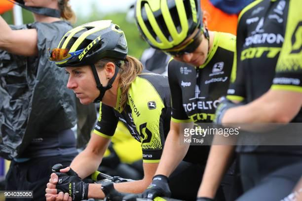 4th Santos Women's Tour 2018 / Stage 2 Start / Annemiek VAN VLEUTEN / Amanda SPRATT / Lyndoch Mengler's Hill 450m / Women / TDU /